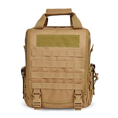outdoor Wanderrucksack/Herren Multifunktions Tasche/ Reisetasche Schulter geschlungen/Sporttasche A