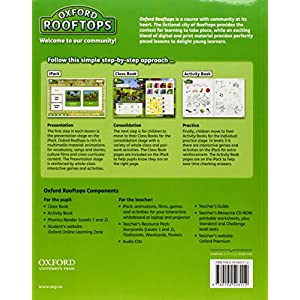 Rooftops 1: Activity Book Pack