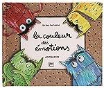 La couleur des émotions de Anna Llenas