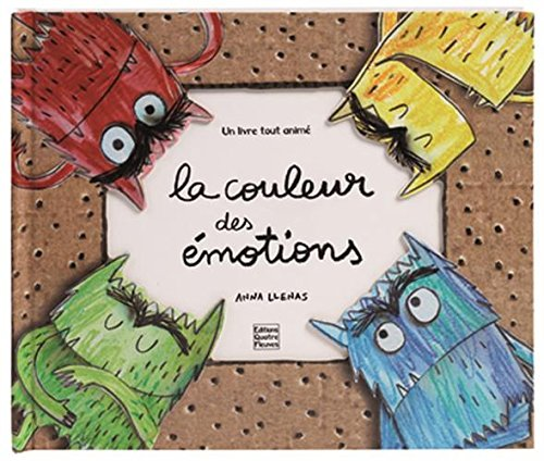 La couleur des motions : Pop-up