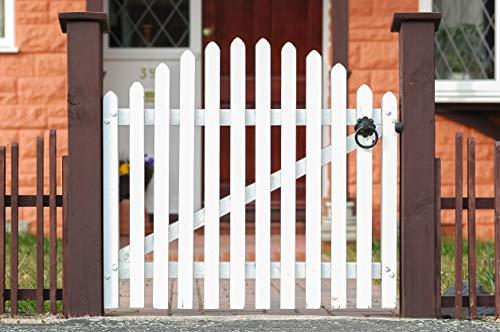 keypak 051226N Kit de herramientas para cobertizo 1 perno de torre traba para puerta de anillo 2 bisagras color negro