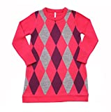 Campana Girls Argyle Pattern Sweater Dre...