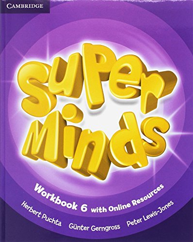 Super Minds Level 6 Workbook Pack with Grammar Booklet - 9781108411240 por Herbert Puchta