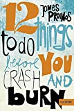 12 things to do before you crash and burn: Roman (Gulliver) von James Proimos