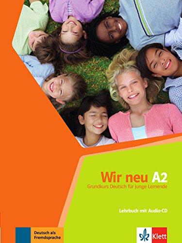 Wir neu a2, libro del alumno + cd