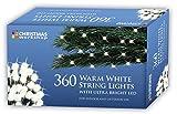 Christmas Workshop 76900 360 LED String Lights - Warm White