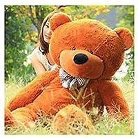 MAH Toys Lovable/Huggable Teddy Bear for Girlfriend/Birthday Gift/Boy/Girl 2 Feet, Brown,