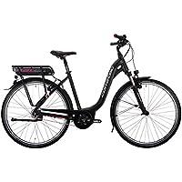 Corratec Damen E-Power 28 Urban Active 8s Coaster 400 Wave Fahrrad