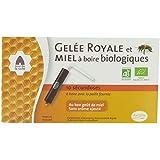 Escofine Gelée Royale & Miel Biologique 10 Unidoses