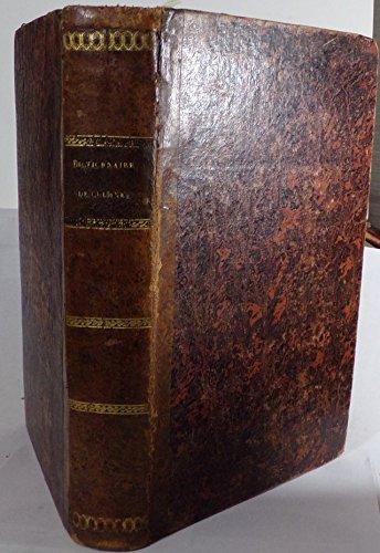 Dictionnaire de cuisine et d'économie ménagère... par M. Burnet par Burnet