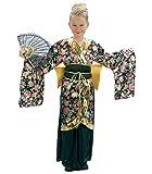Disfraz de Geisha niña (10-12 Años)