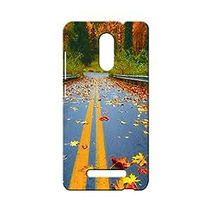 BLUEDIO Designer 3D Printed Back case cover for Xiaomi Redmi Note 3 / Redmi Note3 - G7326