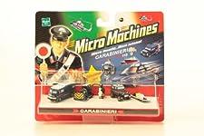 Micro Machines Blister Carabinieri Assortimento 5