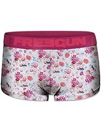 Boxer Freegun fille en microfibre-Miss Freegun