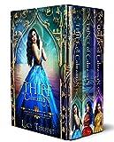 Fairytales of Folkshore Box Set 1: The Cahraman Trilogy: A Retelling of Aladdin (English Edition)