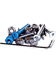 PEG Longboard & Skateboard Hardware - 31mm Bolts and Nuts + Allen Key Tool Included by PEG