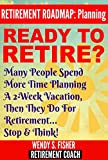 This is a quick read on retirement planning with examples of how retirees conquered retirement. If you are nearing retirement, simply spend some time thinking about where you are headed. If not, you find yourself suddenly retired, and may fall into t...