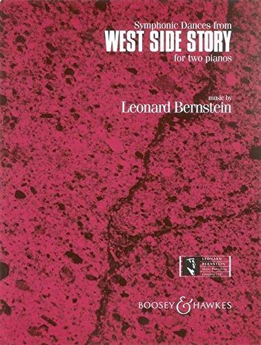 """Preisvergleich Produktbild Symphonic Dances: aus """"West Side Story"""". 2 Klaviere."""
