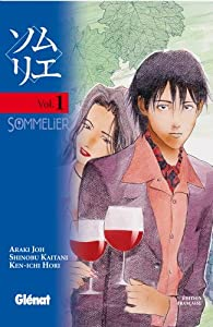 Sommelier Edition simple Tome 1