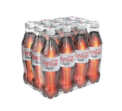 Coca-Cola Ew Pet Light, 12er Pack, Einweg (12 x 500 ml)