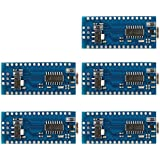 XCSOURCE® 5stk Mini USB Nanon V3.0 Atmega 328P 5V 16M Mikro Controller Board F Arduino TE359