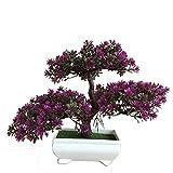 Künstlichen Blumen, Kunstpflanzen Bonsai, Künstlicher Bonsai Baum, Simulation Topfpflanzen für Tabelle oben Dekoration Kunsthandwerk By Pultus