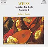 Weiss: Sonatas for Lute, Vol. 1