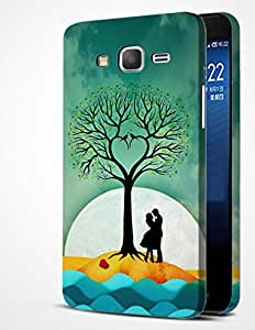 ALDIVO Premium Quality Printed Mobile Back Cover For Samsung Galaxy J7 / Samsung J7 Printed Cover (MKD109)