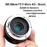 Meike 50 mm F2.0 - 6