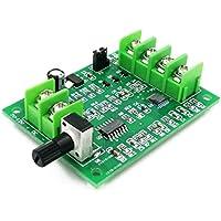 TOOGOO 5V-12V DC Controlador de Placa de Conductor sin escobillas para Motor de Disco Duro 3/4 Alambre Nuevo