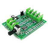 SODIAL 5V-12V DC Brushless Treiber Board Controller Fuer Festplatte Motor 3/4 Draht Neu