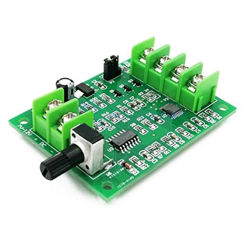 SODIAL 5V-12V DC Brushless Treiber Board Controller Fuer Festplatte Motor 3/4 Draht Neu (Brushless-dc-motor-treiber)