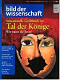 Bild der Wissenschaft 6 2015 Tal der Könige Zeitschrift Magazin Einzelheft Heft - Diverse