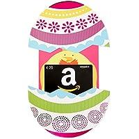 Amazon.de Geschenkgutschein in Geschenkschuber (Osterei) - mit kostenloser Lieferung am nächsten Tag