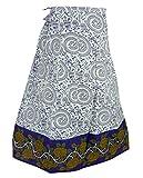 Indien Kleidung Stammesdruck Sommer Rock für Frauen