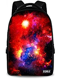 dometool Unisex ligero Galaxy Star Fashion mochila escolar mochila mochila para portátil (15,6) #5