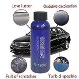 squarex voiture Super hydrophobe Revêtement de verre de voiture liquide Care spécial degraissant