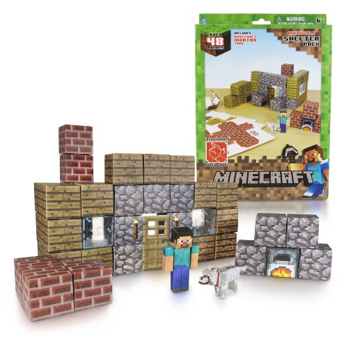 Minecraft - Juego de papel (Character Options 16711)