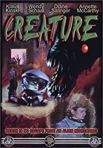 Creature (1985) - Region Free NTSC DVD