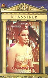 Cleopatra [VHS]: Dame Elizabeth Taylor, Sir Rex Harrison
