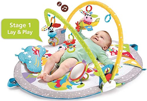 Tapis Gymotion Lay to sit up