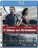 7 Días En Entebbe Blu-Ray [Blu-ray]