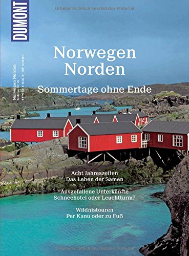 DuMont BILDATLAS Norwegen Norden: Sommertage ohne Ende: Alle Infos bei Amazon