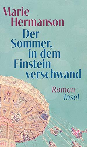 Buchseite und Rezensionen zu 'Der Sommer, in dem Einstein verschwand: Roman' von Marie Hermanson