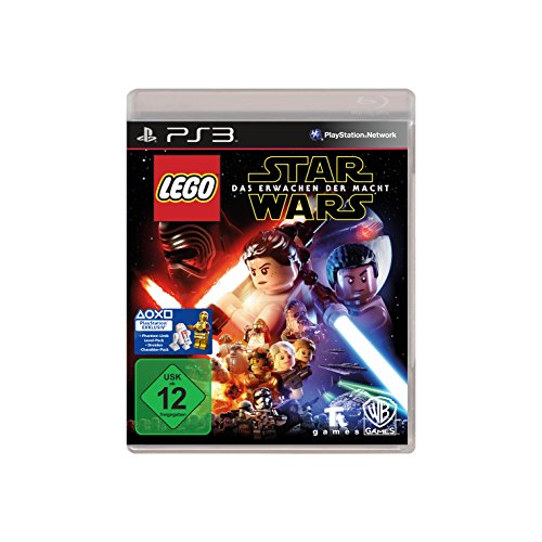 LEGO Star Wars: Das Erwachen der Macht - [PlayStation 3] - Games Lego Tt