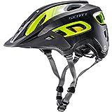 Scott Stego MTB Fahrrad Helm grau/grün 2018: Größe: M (55-59cm)