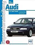 Audi A4 Diesel (Reparaturanleitungen, Band 1252)