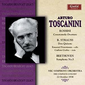 Toscanini Dirigiert Beethoven 5
