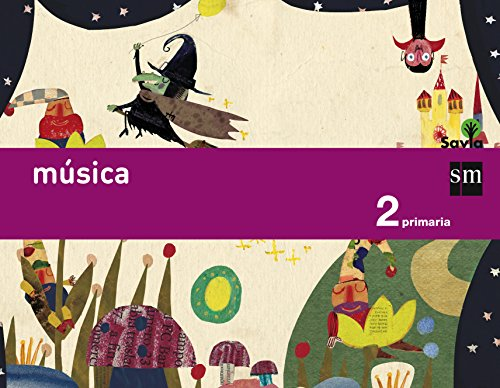 Música. 2 Primaria. Savia - 9788467575187 por Ángel Müller Gómez