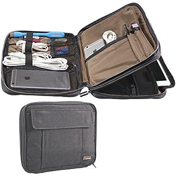 Easyacc Tragbare Travel Cable Organizer Case Tasche